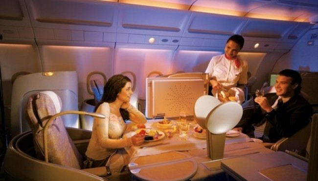 10 Most Luxurious Airline Cabins and Suites