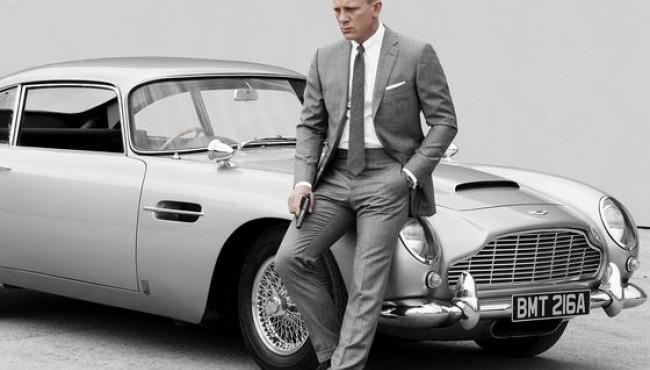 Pick Your Next Bond Car