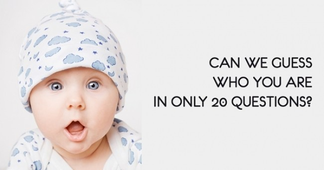 Can We Guess Who You Are in Only 20 Questions?